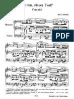 IMSLP283631 PMLP460419 Reger Vorspiel Score