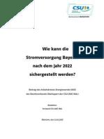 2015-01-21 Csu Ake Obb - Beitrag Energiedialog Bayern A