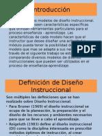 EDUC 8173 Comparacion de Modelos Instruccionales
