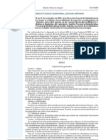 Normas Funcionarios Interinos Aragon