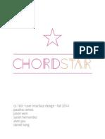 Chordstar