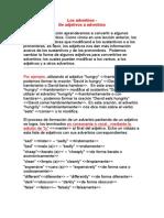 Formacion de Los Adverbios_ingles Facil