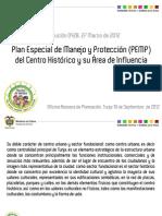 Plan Especial de Manejo y Protección (PEMP) 10 Septiembre-2012-2v