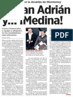24-01-2015 Ganan Adrián y... ¡Medina!