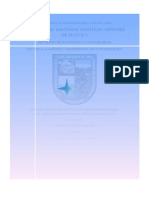 Analisis Horizontal de Rimac SA