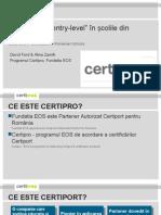 Certipro Presentation 5 Sept 2012 (1)