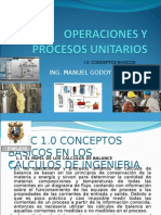 1 Operaciones y Procesos Unitarios