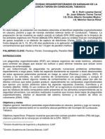 84IDENTIFICACIÓN DE PESTICIDAS ORGANOFOSFORADOS EN NARANJAS