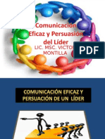 Comunicacic3b3n Eficaz y Persuasic3b3n Del Lc3adder
