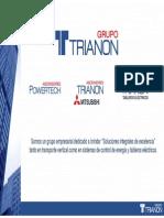 Grupo Trianon Presentación 2013