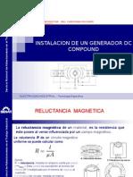 Instalacion de Un Generador Dc Compound