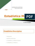 1. Estadistica y Planificacion