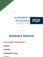 Suvremeni teorijski pristupi u socijalnom radu