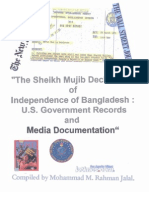Bangladesh Formation Documents