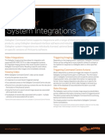 Gallagher System Integrations