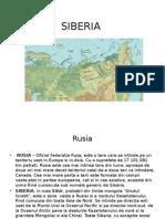 Siberia Partea Asiatica Baikal