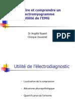 3-6 Principes de l'EMG (Dr Ropert)