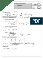 formulario dinamica estructural