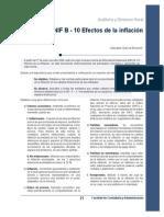 NIF B - 10 Efectos de La Inflacion