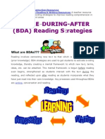 Before During After Reading Strategies