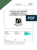 Manual de gestión ambiental de la universidad de Jaume.pdf