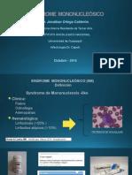 Síndrome Mononucleósico Jonathan Ortega