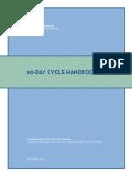 90Day Cycle Handbook Carnegie