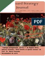 Editia 8 Vanguard Strategy Journal