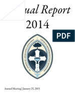 Annual Meeting Report 2014