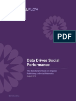 SocialFlow - Data Drives Social Performance