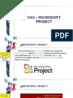 Management Et Gestion Des Projets Industriels CH3