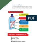 Cómo Detectar Un Medicamento Falsificado