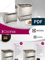 Folleto Cocinas
