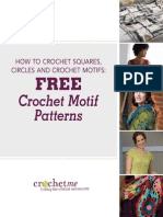 Free Crochet Motifs eBook