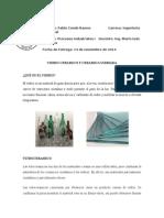 Vidrio Ceramico y Ceramica Vidriada