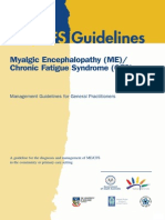 ME-CFS Guidelines for Physicians  South Australia 2004