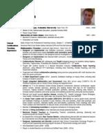 charles roth - resume uni