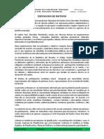 Ordenanza - Sistema de Participacion Ciudadana (Cantonal)