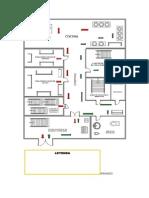 Formulario n4 -Plano Esquemático de Planta
