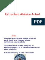 Estructura Atomica