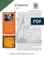 Boletín Informatico Ayotzinapa