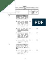 HPSR 2009 Road schedule