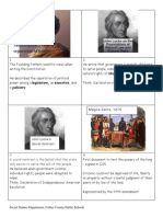 civics flash cards- from fcss
