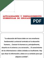 Capacitacic3b3n Reforma Curricular 2010