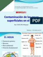 Modulo I - Contaminacion de Las Aguas Superficiales en El Peru