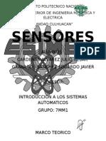Practica 1 Sensores