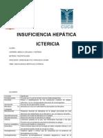Insuficiencia Hepatica e Ictericia