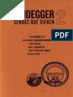 Heidegger Sendas que vienen 2