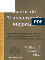 Los Factores de Transferencia