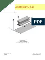Modul SAP2000